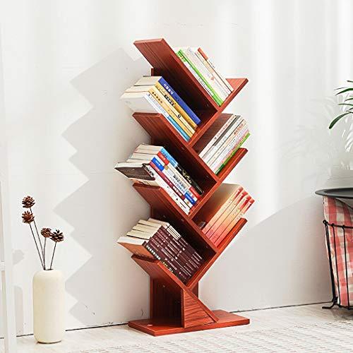 Haoli-sj Scaffale per Libri Scaffale per Libri Scaffale per librerie per  Soggiorno unità di visualizzazione organizzatore da 40 * 103 cm (Colore :  ...