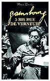 Gainsbourg, 5 bis rue de Verneuil