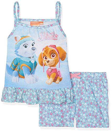 nickelodeon-everest-skye-pyjamas-fille-bleu-6-ans