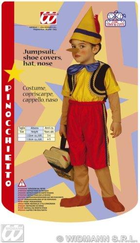 Imagen de widman  disfraz de pinocho para niño, talla 3  4 años alternativa