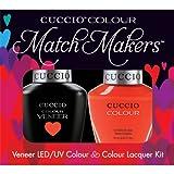 Cuccio Duo Esmalte de Uñas y Gel, Tono Shaking My Morocco