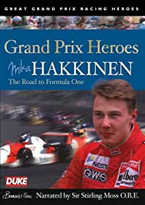 Mika Hakkinen - Grand Prix Hero [DVD]