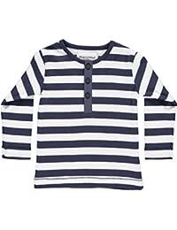 Phister & Philina Baby Boys' Ernst Pirate Langarmshirt Organic Longsleeve T-Shirt