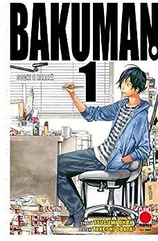 Bakuman 1 (Manga) di [Tsugumi Ohba, Takeshi Obata]