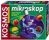KOSMOS 635510 - Microscopio para niños [Importado de Alemania]