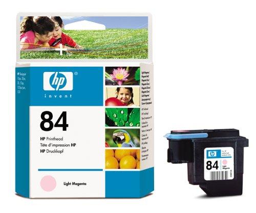 Preisvergleich Produktbild HP 84 hell magenta Original Druckkopf
