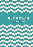 Semesterplaner 2018-2019: der Semesterkalender und Campustimer für das neue Winter und Sommersemester - Dein Studentenplaner und Uni planer