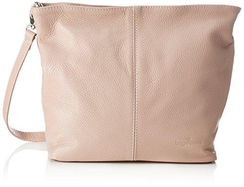 Bags4Less Josy, Shoppers y bolsos de hombro Mujer, Pink (Nude), 13x33x28 cm (B x H T)