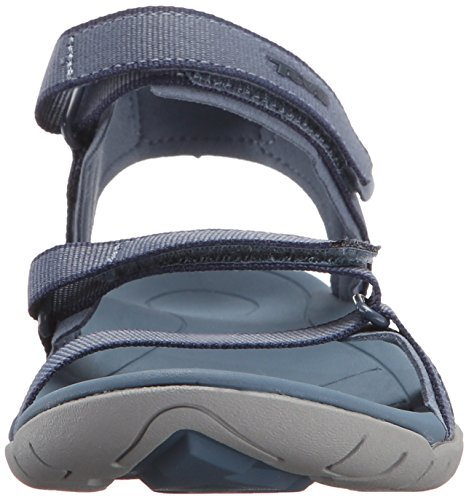 Verra Caminhadas Sandálias E bnsbering Mulheres Azul De Preto Sapatos Mar Trekking mar Teva De Bering bns YqApwSdx