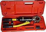Presszange für Verbundrohr mit Hydraulikzylinder für Fittings 16-32 TH-Kontur
