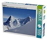 Bergriesen 1000 Teile Puzzle quer (CALVENDO Natur)