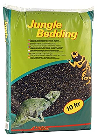 Lucky Reptile JB-10 Jungle Bedding, 10 Litre