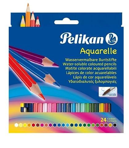 Pelikan 960914 Tintenschreiber Griffix 3 für Linkshänder inklusive 2