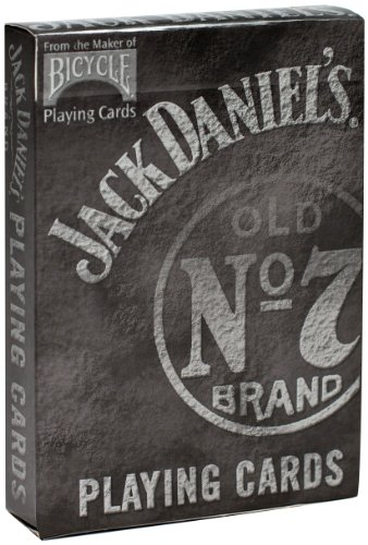 "Used, Jack Daniels 91-73033 ""Jack Daniels"" Playing Card for sale  Delivered anywhere in UK"