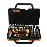 Repair Tools/Kits Strumenti di Riparazione JM-6123 31 in 1 Set di Attrezzi di Riparazione del cacciavite Professionale dell'anello di Colore Facile da Usare e Riparare.