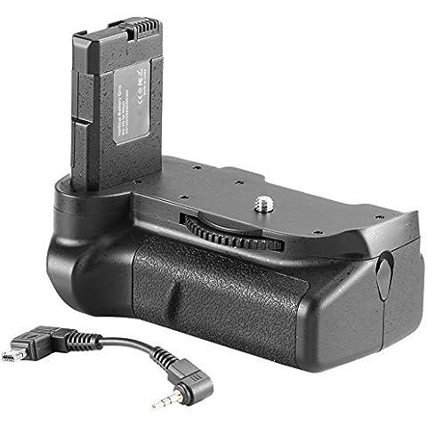 Neewer® Pro Batteria Impugnatura per Nikon D5100 5200 D5300 DSLR