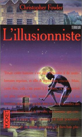 L'illusionniste par Christopher Fowler
