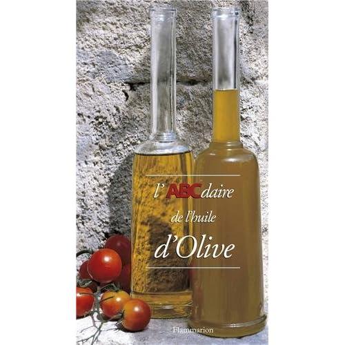 L'ABCdaire de l'huile d'olive