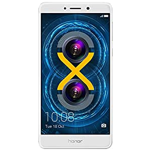 Honor 6X Smartphone 14 cm silber