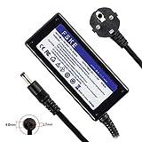 FSKE® 45W 20V 2.25A ADP-45DW C Laptop Netzteil für Lenovo Ideapad 320S 320 120S 520S Miix 510 Yoga 710 AC Adapter,110 520 500 100S 310 120 110S NoteBook EUR Power Supply,4.0*1.7mm