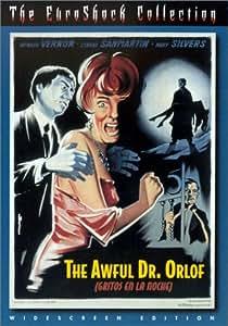 Awful Dr Orlof [DVD] [1962] [Region 1] [US Import] [NTSC]