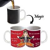 Huppme Congratulations, Ceramic, 350ml Magic Mug