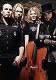 Generic Apocalyptica Shadowmaker Foto Poster 7th Symphony Metallica Bluse CD 001 (A5-A4-A3) - A3