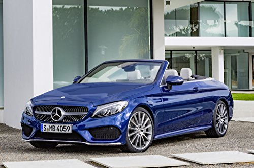 mercedes-benz-w205-c-400-4matic-cabriolet-amg-2016-car-print-on-10-mil-archival-satin-paper-18x24