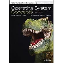 Operating System Concepts 10e EPUB Reg Card Abridged Print Companion Set