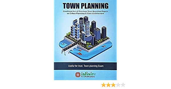Town Planning: Previous Years Question Papers on Urban
