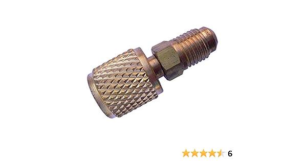 Camisin Raccordo a gomito per condizionatore daria con anello in gomma per unit/à divise e unit/à CA da 3//5 15 mm