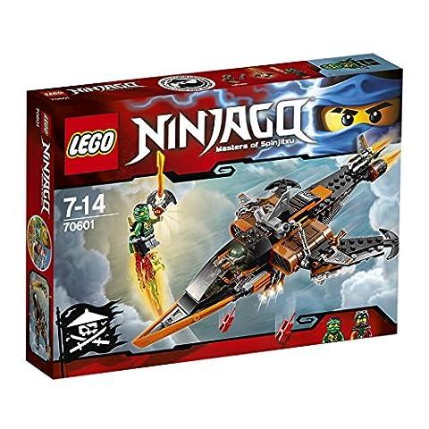 LEGO - 70601 - NINJAGO - Jeu de Construction - Le requin du ciel