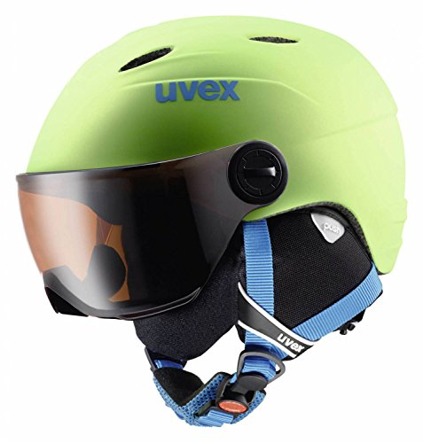 uvex-kinder-junior-visor-pro-skihelm-applegreen-mat-54-56-cm