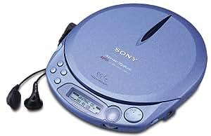 Sony D-NE 511 BLEU Lecteur CD Portable