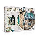 Wrebbit 3D, 3D Puzzel, Hogwarts Astronomiettoren, Harry Pottertm Collection, Meerkleurig