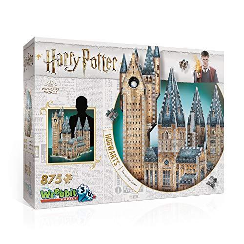 Wrebbit 3D, 3D Puzzle, Hogwarts Astronomieturm -  Harry PotterTM Collection
