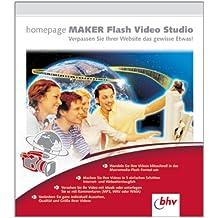 Homepage Maker Flash Video Studio