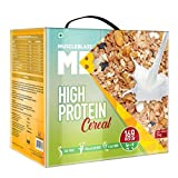 MuscleBlaze High Protein Cereal Unflavoured 1 kg / 2.2 lb