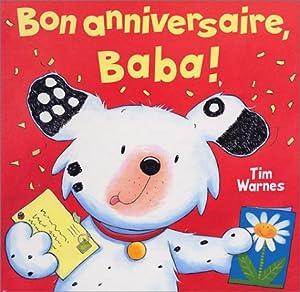 """Afficher """"Bon anniversaire, Baba !"""""""