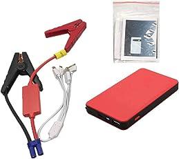 CY-013 12V Autobatterie 12000mAh Jump Starter Multifunktionale Starter Tragbarer 1 USB-Schnittstellen Autozubehör mit LED-Leuchten