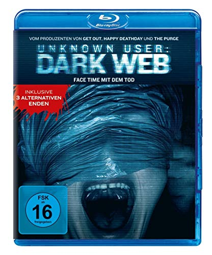 (Unknown User: Dark Web [Blu-ray])