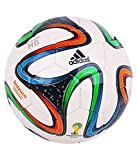 #3: NAS Brazuca Replica Mexicali Dream Football - Size: 5, Diameter: 26 cm (Pack of 1, Multi color)