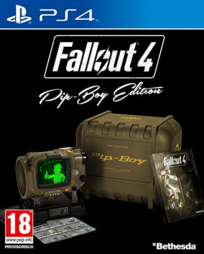 fallout 4 pip boy edition Fallout 4 Uncut [AT-PEGI] - Pip-Boy Edition - [PlayStation 4]