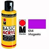 Marabu Basic Acryl, Hautfarbe 029, 80 ml