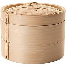 Ibili 727510vaporizador bambú marrón 10x 10x 15cm