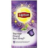 Lipton thé noir finest earl grey 10 capsules Envoi Rapide Et Soignée ( Prix Par Unité )
