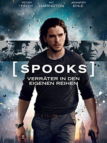 Spooks - Verräter in den eigenen Reihen [dt./OV] (Apps Amazon Samsung)