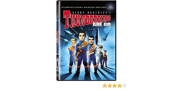 Thunderbirds Are Go International Rescue Edition Import Usa