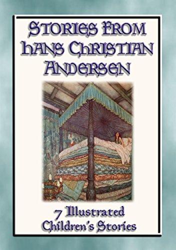 STORIES FROM HANS CHRISTIAN ANDERSEN - 7 Illustrated Children's stories from the Master Storyteller: 7 Fairy Tales from Hans Christian Andersen (English Edition) - Magic Garden Teller