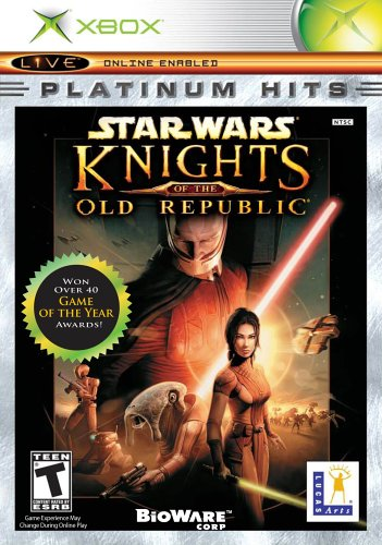 Star Wars Knights of the Old Republic – Xbox 51AZP0DZ1KL